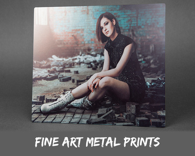 Fine Art Metal Prints